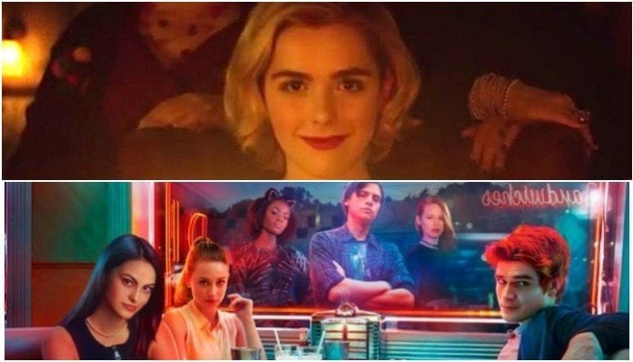 A 'Riverdale,' 'Chilling Adventures Of Sabrina' crossover almost happened