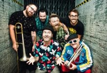 reel big fish 2018, slam dunk 2020