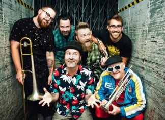 reel big fish 2018