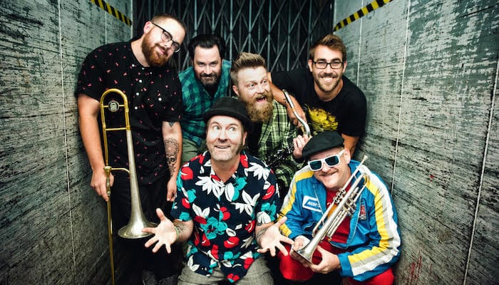 Reel Big Fish release track from first album in six years—watch