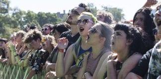 download festival ultra music festival riot fest show crowd crowds concerts tour