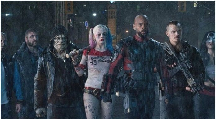 Suicide Squad, the Suicide Squad