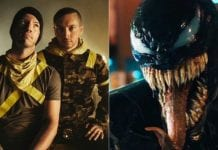 Venom and twenty one pilots