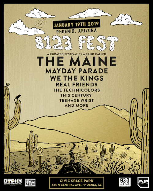 8123 Fest the maine Final Announce