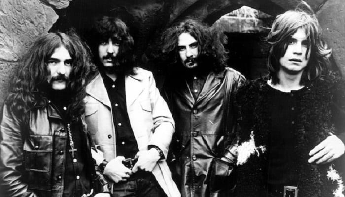 Black Sabbath tour flier from first show under iconic name surfaces