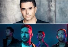 Dashboard Confessional and Emarosa