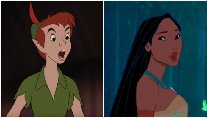 Disney origin stories that are morbid
