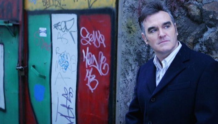 Morrissey Attacked on Stage During Concert Performance