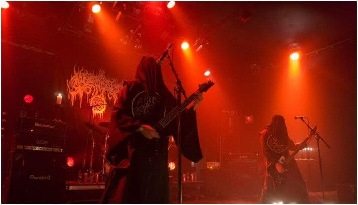 Anti-semitic metal band tries tricking venues with name change