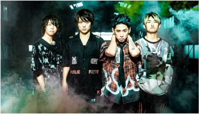 ONE OK ROCK press