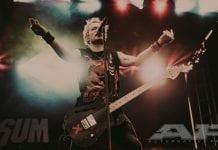 Sum 41 announced for Hellfest