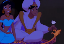 aladdin magic carpet disney