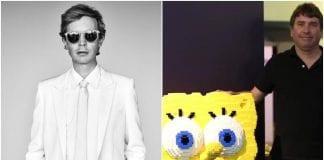 beck stephen hillenburg spongebob