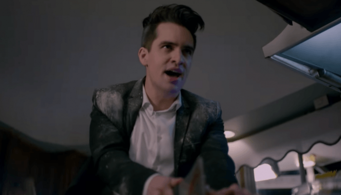 brendon urie say amen don't say it
