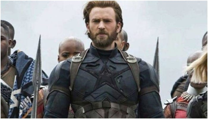 'Avengers 4' director hints Chris Evans isn't done playing Captain America