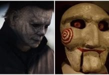 horror movie villain ornaments
