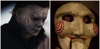 horror movie villain ornaments