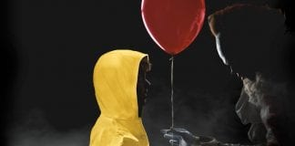 'It' movie - promotional elements from website.