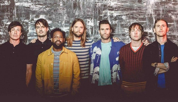 9af0788d0f2 Maroon 5 allegedly struggling to secure Super Bowl support acts