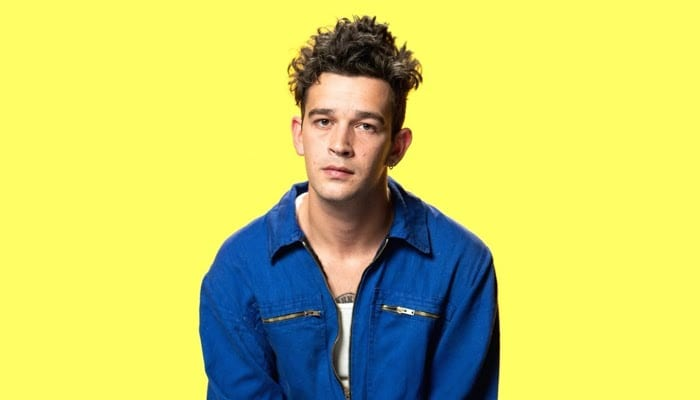 Matty Healy addresses misogyny in music following Ryan Adams allegations
