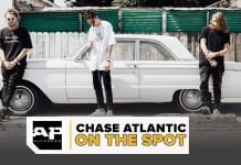 chase atlantic on the spot