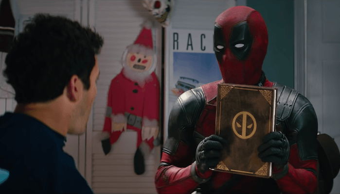 'Once Upon A Deadpool' PG-13 re-release gets first trailer