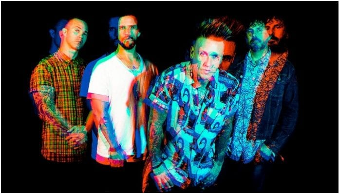 "Papa Roach hilariously diss Trump tweet with ""Last Resort"" lyrics"