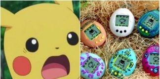 Pokemon Tamagotchi Collab