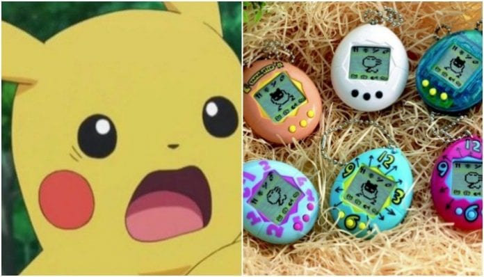 Pokemon Tamagotchi Collab