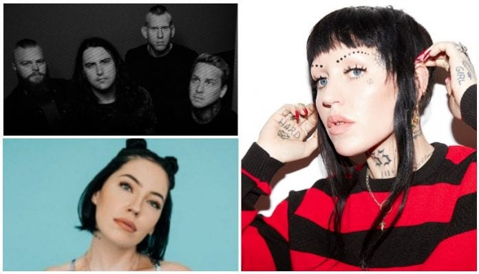 Born Of Osiris, Bishop Briggs, Brooke Candy Daily news recap