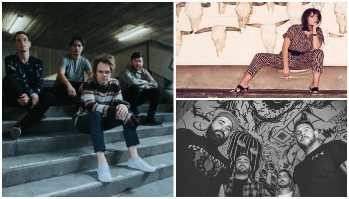 Enter Shikari, daily news recap, new