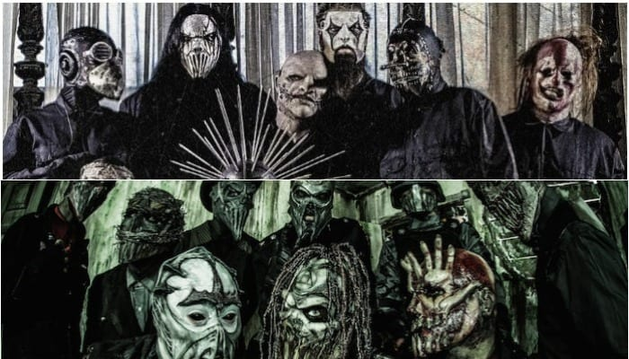 ex mushroomhead vocalist talks slipknot says they were made