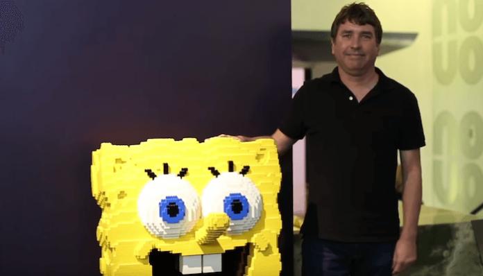 spongebob squarepants stephen hillenburg