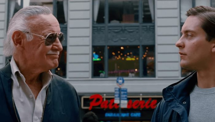 Stan Lee cameo in 'Avengers' is getting an official action figure