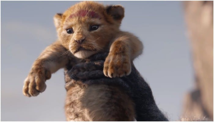 'The Lion King teaser becomes Disneys most-watched trailer debut