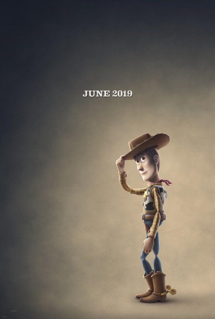 'Toy Story 4' teaser admat
