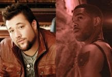 Uncle Kracker & Kid Cudi.