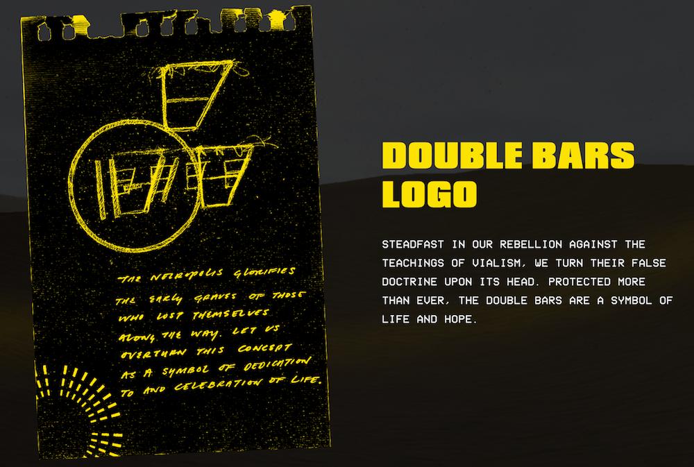 bandito experience double bars logo