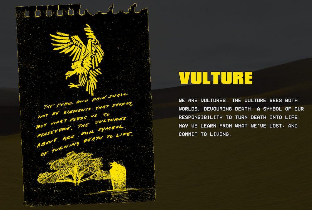 bandito experience vulture