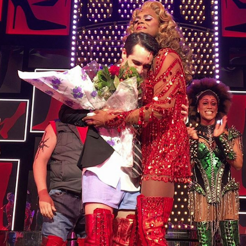 5. Speaking of red, look at these fabulous kinky boots! If only we could all walk in heels without tripping.