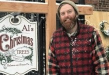 Alan Day Four Year Strong Christmas Tree Farm