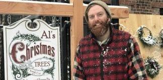Alan Day Four Year Strong Christmas Tree Farm