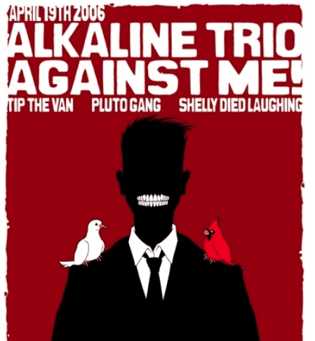 Alkaline Trio, Against Me! (2006)