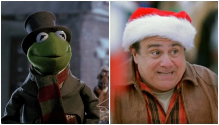 Muppet Christmas Carol, Deck The Halls, Christmas movies