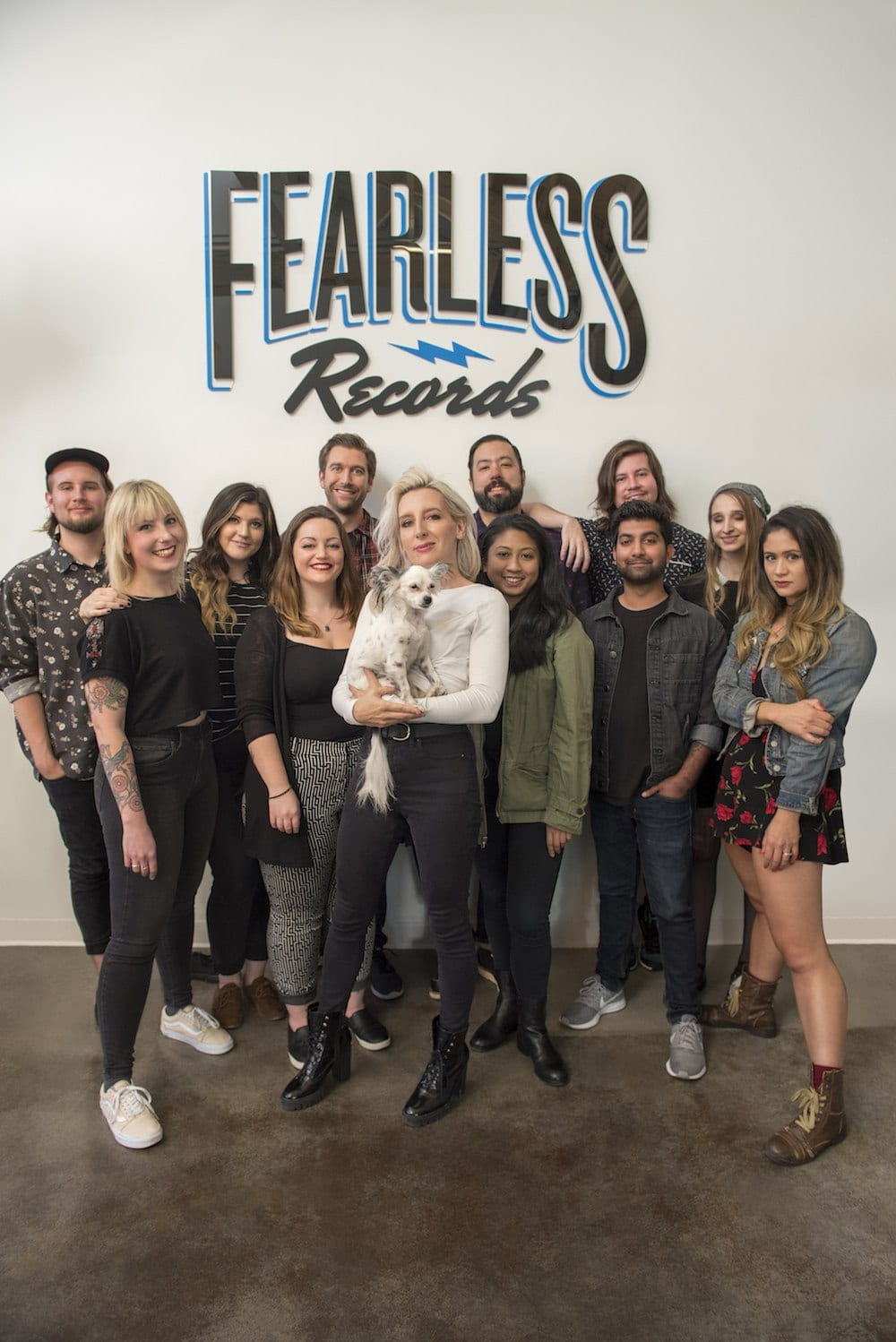 Fearless Records Staff December 2018