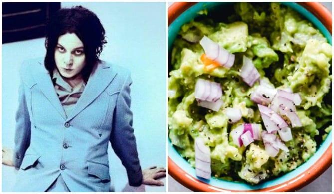 Jack White – guacamole