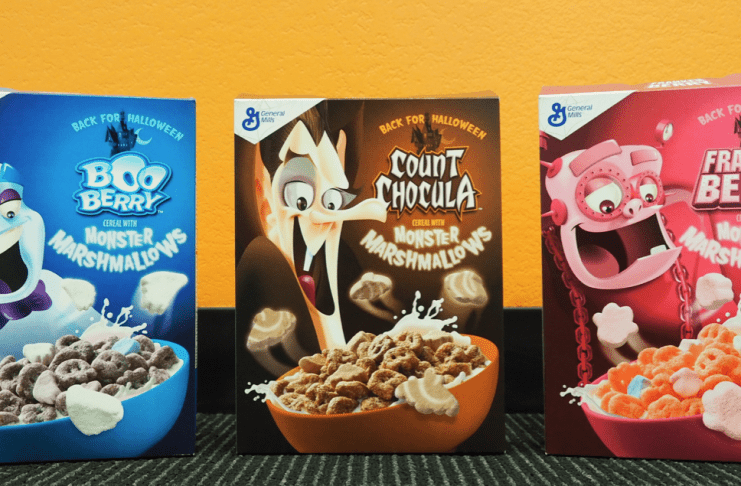 Monster Cereals