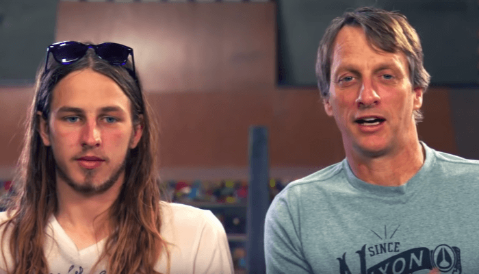 Tony Hawk's son fronts new punk band, debuts song—listen