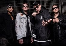 Attila full band photo