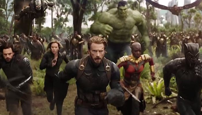 Here's every Marvel movie in perfect viewing order